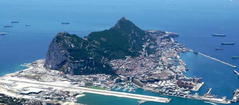 gibraltar-aerial