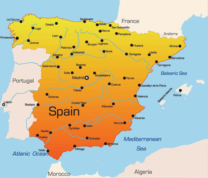 maps-of-spain